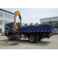 Quality High Quality 5T Mobile Knuckle Truck Mounted Crane With Safety Transportation for Sale for sale
