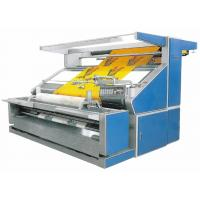 Quality Open Width Knitted Fabric Inspection Machine(Ideal For Tensionless Checking) for sale