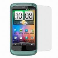 Quality Protector Film, 2012 Hot Selling, Clear Mobile Phone Screen Protector for HTC for sale