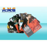 Quality Iso Custom Gym Rfid Smart Card Security For Fitness Membership Management for sale