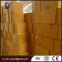China High Alumina Lightweight Insulating Refractory Brick For Coke Oven And Lining on sale