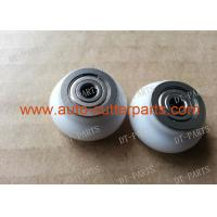 Quality White Round Cutting Plotter Parts Hardware Wheel V Track Carriage For Cutter Plotter AP700 68738000 for sale