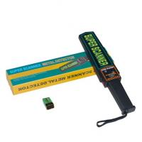 Quality LED High Sensitivity Consumption Handheld Metal Detector for Security Industry for sale