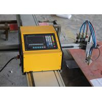 Buy cheap Precise Cutting 200kg Metal CNC Flame Cutters / Portable Flame CNC Cutting Machine from Wholesalers