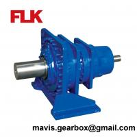 China Planetry Gearbox, Bevel Planetary Gearbox, Foot Mounted / Flange Mounted Gear Motor on sale