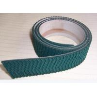 Quality Industrial Blue Wavy Grass PVC Conveyor Belt Green Conveyor Belt For Airport Baggage for sale