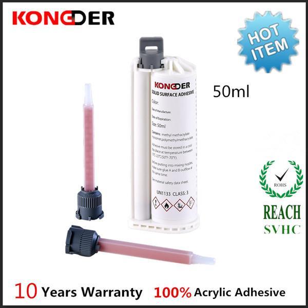 Countertop Glue : 100% Pure Acrylic Corian Countertop Adhesive of kongder-adhesive-com