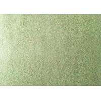 60wl30p10other olive  Color plain Melton Wool Fabric for all people