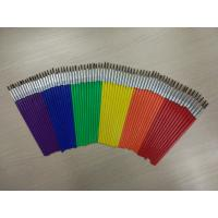 Buy Pony Hair Artist Painting Brushes Set Long Handle With 6 Sizes 12 Pcs Per Size at wholesale prices