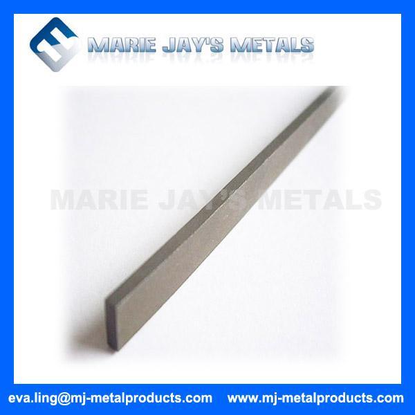 Tungsten Carbide Bar Stock : Tungsten carbide bar of ec