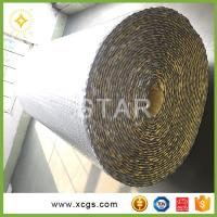 Curtain Insulation Material : Reflective moisture barrier insulation material for