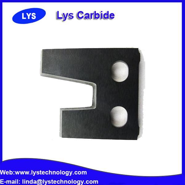 Carbide serrated