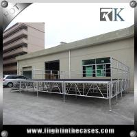 Buy cheap 2016 aluminum outdoor concert stage sale,portable stage platform aluminum stage from Wholesalers