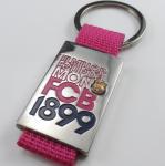 Quality custom souvenir metal keychain for FCB 1899 football & basketball clubs for sale