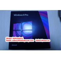 Quality Windows 8 Professional Retail version 32bit and 64bits for sale