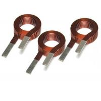 Buy Super Thin Rectangular Magnet Wire , 0.02 - 1.8mm Flat Copper Wire For Automotive at wholesale prices