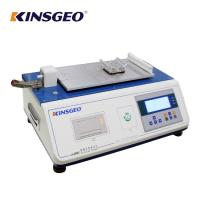Quality AC220V 3A Coefficient Friction Testing Equipment For Flexible Package Industry for sale