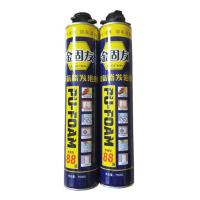 Interior Automotive Polyurethane Adhesive Fill And Seal Expanding Foam Sealant 750ml