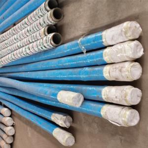 Quality concrete pump rubber hose (steel wire braid hose/fabric braid hose) for sale