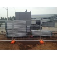 Buy Industrial Pre Made Chain Link Fence Panels / Retractable Pool Safety Fence at wholesale prices