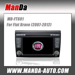 Quality Manda 2 din car dvd gps for Fiat Bravo (2007-2012) in-dash sat nav touch screen dvd gps autoradio for sale