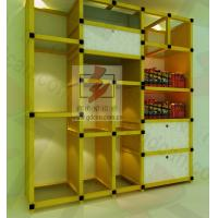 Buy cheap Decorations Cardboard Shelving Unit , Cardboard Box Furniture from Wholesalers