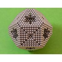 Quality 216PCS Magnetic balls Educational Toys Stress Relief Toy develops intelligence for sale