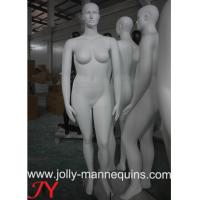 China jolly mannequin plus size female abstract mannequin JFT-3W on sale