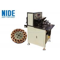Buy cheap PLC And Touch Screen Control Automatic Ceiling Fan Stator Winding Machine from wholesalers