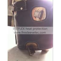 Quality Muffler heat protection blanket for sale