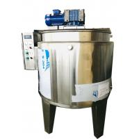 Quality SSS304 Material Chocolate Melting Machine Customized Voltage For Cream for sale