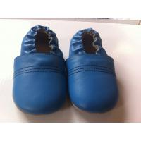 China HOT genuine leather soft sole Baby shoes for 0-6yrs old on sale