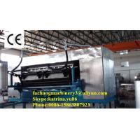 China Rotary Egg Tray Forming Machine with CE Certificate on sale