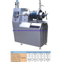 Quality High-Viscosity internal cooling Horizontal Bead Mill for sale