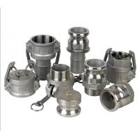 Buy cheap High Strength Camlock Quick Coupling / Hose Connector With Stainless Steel from wholesalers