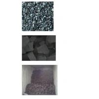 Quality High Strength Prebaked Aluminum Anode Scrap With 86% - 96% Fixed Carbon For Copper Smelter for sale