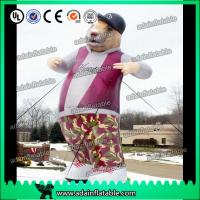 Quality Advertising Event Inflatable Animal Rat Replica for sale