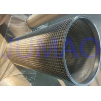 Quality ISO Approved Basket Screen Filter , Stainless Steel Candle Water Filter for sale