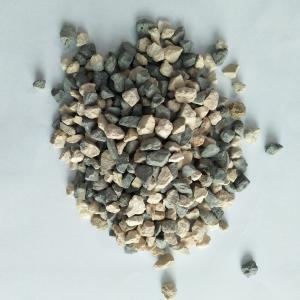 China Homogeneous  Refractory Grade Bauxite High Alumina Aggregate Shaft Furnace Burning on sale