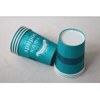 Quality 12oz 380ml Customized disposable Singal wall paper cup Sun Paper Various colors for sale