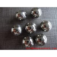 Quality AISI 52100 CHROME STEEL BALLS for sale