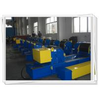 Quality Tank Turning Rolls / Pipe Welding Rollers Stand Motorized Movement for sale
