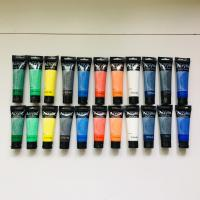 Buy cheap Artist's Acrylic painting Color Value Series 100ml & 75ml Phoenix from wholesalers