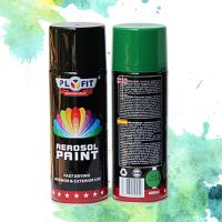 China Metallic Acrylic Aerosol Paint Liquid Coating State For Metal / Wood / Glass on sale