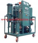 VHF Waste Hydraulic Oil Filtration Flushing Machine