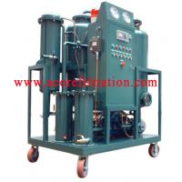VHF Waste Hydraulic Oil Filtration Flushing Machine