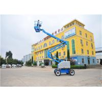 Quality Z-52 16M Electric Articulating Boom Lift US Imported Parts Heavy Duty for sale