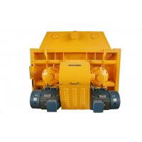 Quality Three Phase Four Wire Mobile Concrete Mixing Plant High Efficiency Js3000 Model for sale