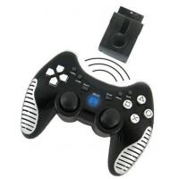Quality D-shock wireless joypad for PC/PS2/PS3 for sale