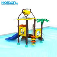 China Honson High Quality Water Park Equipment Playground Slides For Sale on sale